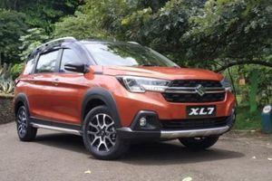 MPV giá rẻ Suzuki XL7 giá chỉ 368 triệu đồng, cạnh tranh Mitsubishi Xpander