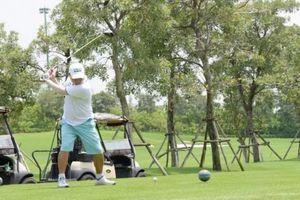 Bài tập thể lực hỗ trợ golfer tối đa hóa tốc độ đầu gậy