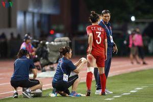 Chương Thị Kiều bỏ lỡ vòng play-off Olympic Tokyo vì chấn thương