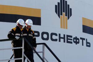 Mỹ giáng trừng phạt 'gã khổng lồ' dầu mỏ Nga