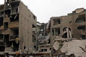 Syria: 900.000 người mất nhà cửa trong gần 3 tháng