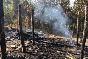 Gia Lai: Bất cẩn khi nấu ăn, nhà dân bị lửa thiêu rụi hoàn toàn