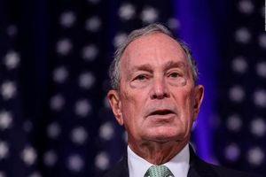 Tỷ phú Michael Bloomberg tuyên bố bán công ty nếu đắc cử tổng thống Mỹ