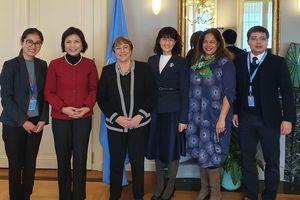 Cao ủy Nhân quyền LHQ đánh giá cao thành tựu của Việt Nam về thúc đẩy và bảo vệ quyền con người
