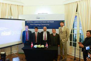 Tổ chức giáo dục Nisai, Anh Quốc mở văn phòng đại diện tại Việt Nam