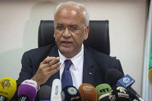 Tổng thư ký PLO: Các kế hoạch của Israel nhằm phá hủy PA