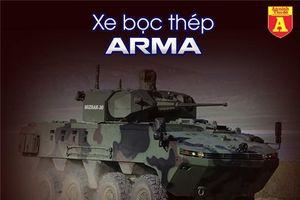 Học Nga, Thổ Nhĩ Kỳ tung siêu xe chiến đấu bộ binh vào Syria?