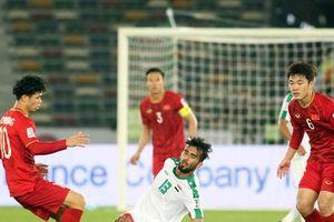 Lộ diện đội bóng thay thế Iraq đá giao hữu với tuyển Việt Nam