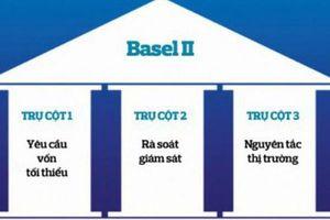 Ngân hàng nào chưa hoàn thành 3 trụ cột Basel II?