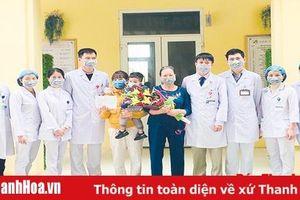 4/5 trường hợp nghi nhiễm COVID-19 cách ly theo dõi tại cơ sở y tế đã được xuất viện