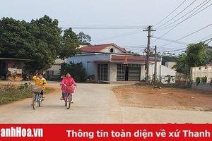 Bước ngoặt đưa xã Thọ Cường sớm về đích nông thôn mới
