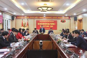 Vụ Địa phương I, Ban Tổ chức Trung ương tổ chức thành công đại hội chi bộ điểm