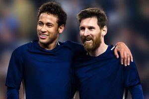 Messi: 'Tôi thấy khó chịu khi Neymar rời Barca'