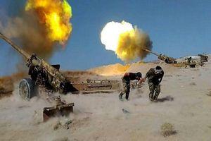 Quân đội Syria giao tranh ác liệt với phiến quân trên nhiều mặt trận