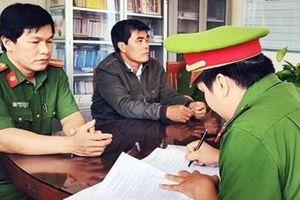 Bắt tạm giam nguyên Trưởng phòng Tài nguyên - Môi trường huyện Đông Hòa