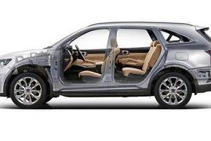 Kia Sorento 2021 sở hữu nền tảng mới và động cơ hybrid 227 mã lực