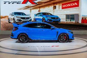 Honda công bố giá bán xe thể thao Civic Type R 2020: Tăng nhẹ