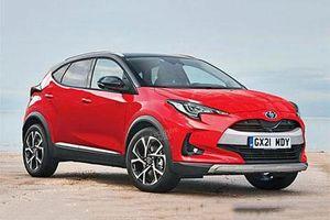 Toyota sắp ra mắt SUV giá rẻ mới đẹp như Yaris, đấu Hyundai Kona, Ford EcoSport