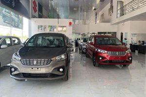 Vừa về đại lý, Suzuki Ertiga 2020 đã được giảm giá, quyết so kè với Mitsubishi Xpander