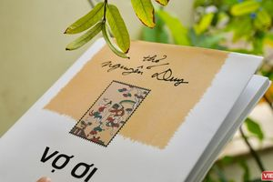 Nhà thơ Nguyễn Duy 'nịnh vợ' gây xúc động