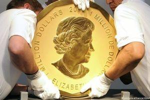 Đức phạt tù 3 đạo chích trộm cắp đồng tiền vàng nặng 100kg
