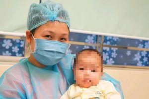 Lời cảm ơn 'đặc biệt' của mẹ bé 3 tháng tuổi nhiễm Covid-19