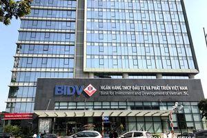 BIDV rao bán hàng loạt khoản nợ xấu trị giá hàng nghìn tỷ đồng