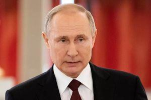 Ông Putin cảm ơn Mỹ giúp Nga chặn cuộc tấn công khủng bố