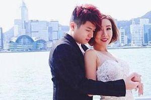 Ca sĩ Hong Kong tổ chức cưới chỉ có hai người