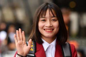 Báo Thái chọn Hoàng Thị Loan vào top 10 cầu thủ đẹp nhất châu Á
