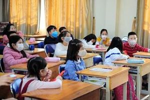 Học sinh Hà Nội nghỉ học đến hết tháng 2, đi học trở lại từ ngày 2/3