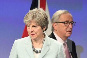 EU thảo luận ngân sách hậu Brexit