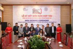 Xúc tiến điểm đến du lịch Việt Nam gắn với giải đua Formula 1