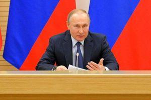 Tổng thống Putin tuyên bố 'không được quên những gì gắn kết Nga - Ukraine'