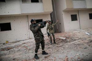 Các bên tham chiến tại Libya nối lại đàm phán về ngừng bắn