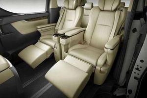 Toyota sắp ra mắt MPV mới, cạnh tranh Mercedes-Benz V-Class