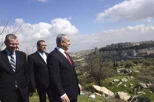 Israel xây dựng thêm hàng nghìn ngôi nhà mới ở Đông Jerusalem