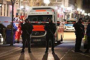 Đức: Nổ súng ở Frankfurt ít nhất 11 người thiệt mạng