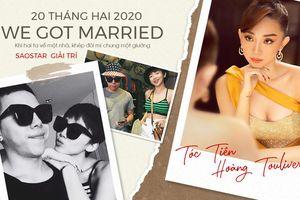 Hậu đám cưới, Tóc Tiên gửi lời thương đến khán giả, chia sẻ lý do giữ kín hôn lễ với Hoàng Touliver