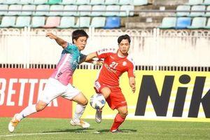 Liên đoàn bóng đá châu Á khen Công Phượng chơi hay ở AFC Cup