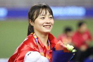 Hoàng Thị Loan được báo Thái xếp vào Top 10 nữ cầu thủ xinh đẹp nhất châu Á