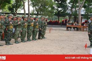 Công tác chuẩn bị huấn luyện chiến đấu năm 2020 được thực hiện tốt
