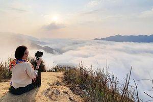 Lên thiên đường mây Tà Xùa