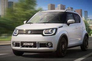 Suzuki tiếp tục trình làng mẫu xe hơi siêu rẻ chỉ 158 triệu đồng
