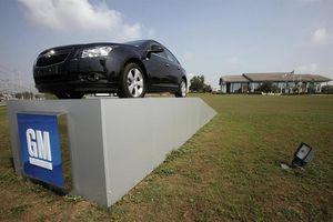 General Motors sa thải 1.500 nhân viên ở Thái Lan