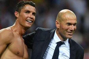 Zidane: 'Chẳng HLV nào có thể cải thiện Ronaldo hay Modric'