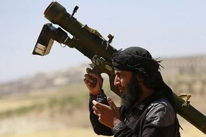 Clip Thổ Nhĩ Kỳ và đồng minh cố gắng bắn máy bay Nga tại Idlib, Syria