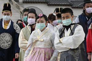 Gần 350 người ở Hàn Quốc đã dương tính với nCoV