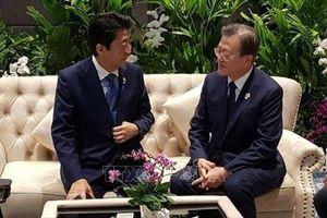 Nhật Bản - Hàn Quốc ấn định thời điểm đàm phán thương mại