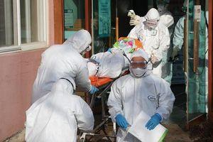 Số ca nhiễm virus corona ở Hàn Quốc lại vừa tăng vọt